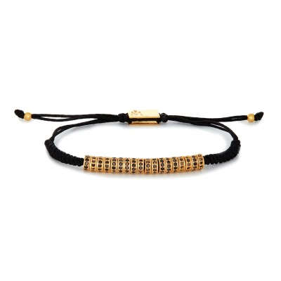 FULL MACRAME SEPERATORS GOLD