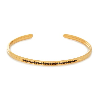 SWAROVSKI BANGLE GOLD