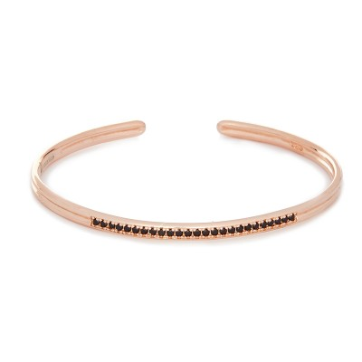 SWAROVSKI BANGLE ROSE GOLD